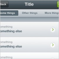 Link toIphone application interface
