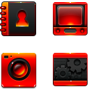 Link toIphone lighting icons