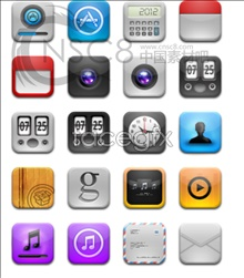 Link toIphone mobile app icon