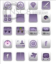 Link toIphone software icons