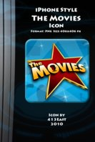 Link toIphone style the movies icon