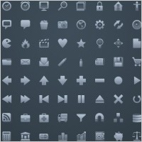Link toIphone toolbar icons icons pack