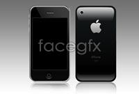 Link toIphone4 phones back high definition pictures