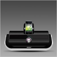 Link toIpod speaker stand psd