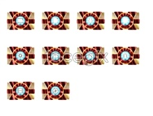 Link toIron man folders desktop icons