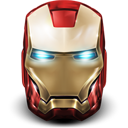 Link toIron man icon set