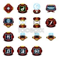 Link toIron man system desktop icons