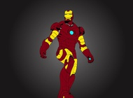Link toIron man vector free
