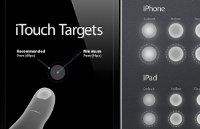 Link toItouch targets psd