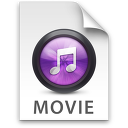 Link toItunes filetype icons