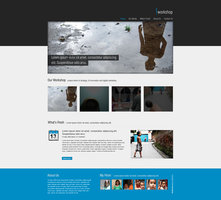 Link toIworkshop psd template