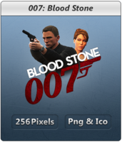 Link toJames bond blood stone - icon