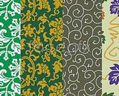 Link toJapan traditional design vector 7-pattern background