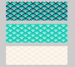 Link toJapanese wave pattern vector