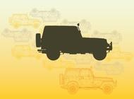 Jeep vectors free