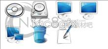 Link toJian shi computer desktop icons