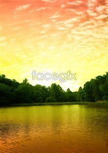 Link toJiangnan landscape picture hd