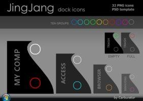 Link toJing-jang dock icons