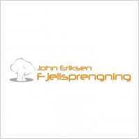 Link toJohn eriksen fjellsprengning logo