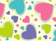 Link toJoyful heart vectors free
