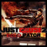 Link toJust cause 2 - bolo patch logo
