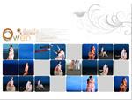 Link toKaleidoscope of love wedding dress psd