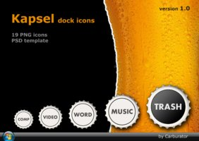 Link toKapsel dock icons v. 1.0