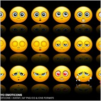 Link toKeriyo emoticons icons pack