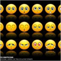 Link toKeriyo emoticons icons pack