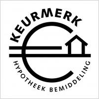 Link toKeurmerk hypotheek bemiddeling logo