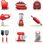 Link toKitchen icon
