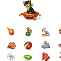 Link toKitty icons icons pack