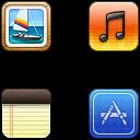 Kiwi 48px icons