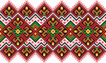 Link toKnitting patterns textures vector