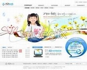 Link topsd templates page web centre preschool a Korea