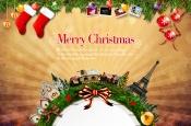 Link toKorea christmas poster source files