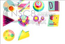 Link toKorea color desktop icons