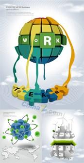 Link toKorea creative vector