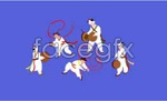 Link toKorea dance figure vector