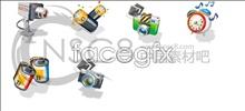 Link toKorea electronics icons