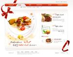 Link toKorea food website