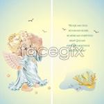 Link toKorea noble angels vector