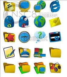 Link toKorea vector icons
