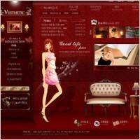 Link toKorean beauty salon psd