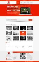 Link toKrasava - fresh psd template