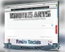 Link toKromus arts - partner banner - 250x200