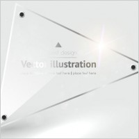 Link toLabel background glass texture 03 vector