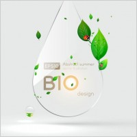 Link toLabel background glass texture 05 vector