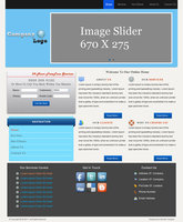 Link toLanding webpage template