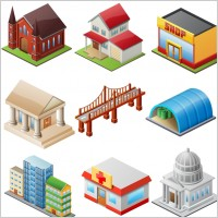Link toLarge home icons icons pack